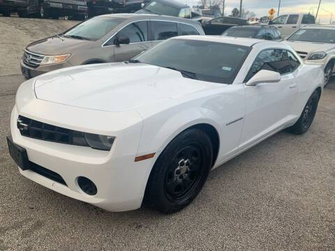 2012 Chevrolet Camaro for sale at Philip Motors Inc in Snellville GA