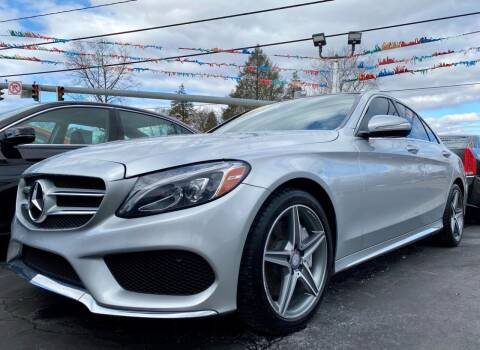 2015 Mercedes-Benz C-Class for sale at WOLF'S ELITE AUTOS in Wilmington DE