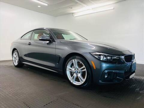 2019 BMW 4 Series for sale at Champagne Motor Car Company in Willimantic CT
