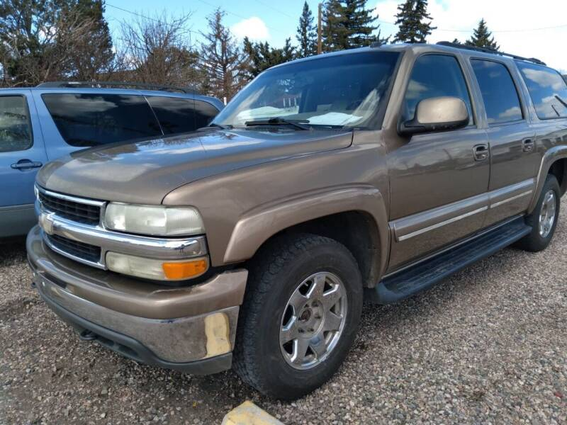 2003 Chevrolet Suburban for sale at DK Super Cars in Cheyenne WY
