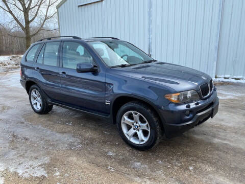 2006 BMW X5 for sale at Dave's Auto & Truck in Campbellsport WI