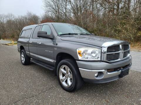 2007 Dodge Ram Pickup 1500 for sale at Premium Auto Outlet Inc in Sewell NJ
