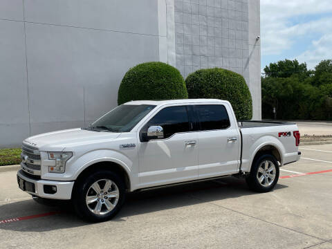 2015 Ford F-150 for sale at TEXAS CAR PLACE in Lubbock TX