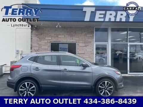 2017 Nissan Rogue Sport for sale at Terry Auto Outlet in Lynchburg VA
