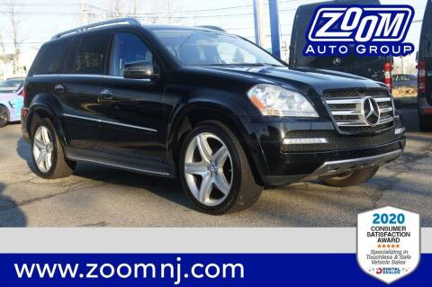 2011 Mercedes-Benz GL-Class for sale at Zoom Auto Group in Parsippany NJ