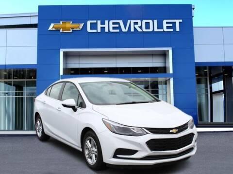 2017 Chevrolet Cruze for sale at Ed Koehn Chevrolet in Rockford MI