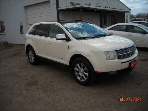 2008 Lincoln MKX for sale at Ron Lowman Motors Minot in Minot ND