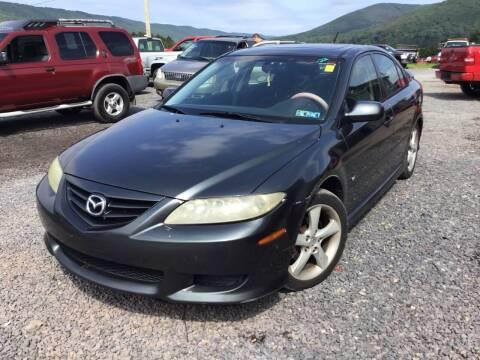 2005 Mazda MAZDA6 for sale at Troys Auto Sales in Dornsife PA