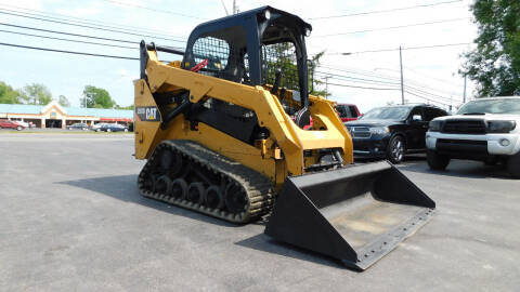 2014 Caterpillar 257D for sale at Action Automotive Service LLC in Hudson NY