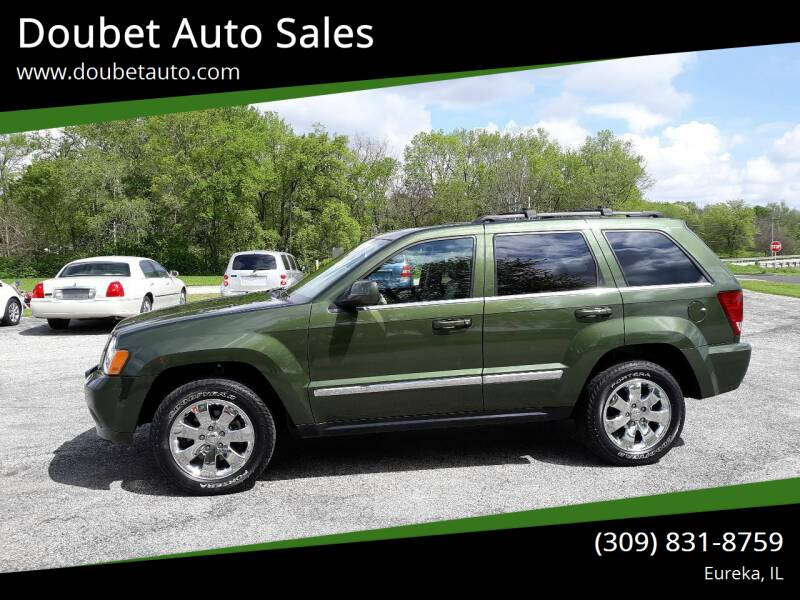 2008 Jeep Grand Cherokee for sale at Doubet Auto Sales in Eureka IL