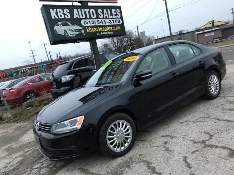 2012 Volkswagen Jetta for sale at KBS Auto Sales in Cincinnati OH