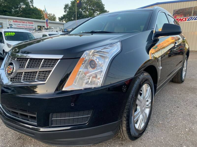 2012 Cadillac SRX for sale at RoMicco Cars and Trucks in Tampa FL