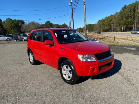 2006 Suzuki Grand Vitara for sale at CVC AUTO SALES in Durham NC