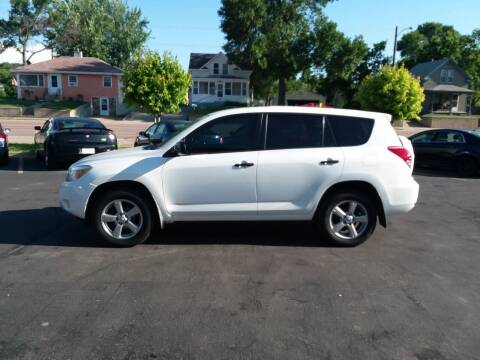 2007 Toyota RAV4 for sale at QS Auto Sales in Sioux Falls SD