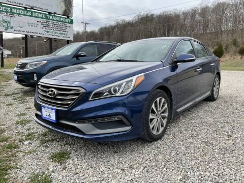 2015 Hyundai Sonata for sale at Court House Cars, LLC in Chillicothe OH