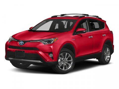 2018 Toyota RAV4 Hybrid for sale at Stephen Wade Pre-Owned Supercenter in Saint George UT