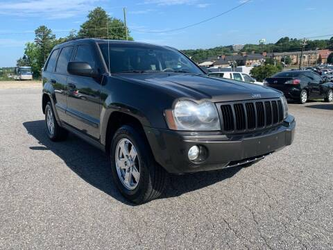 2006 Jeep Grand Cherokee for sale at Hillside Motors Inc. in Hickory NC