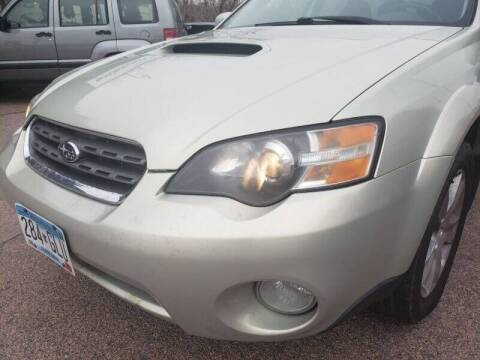 2005 Subaru Outback for sale at Gordon Auto Sales LLC in Sioux City IA