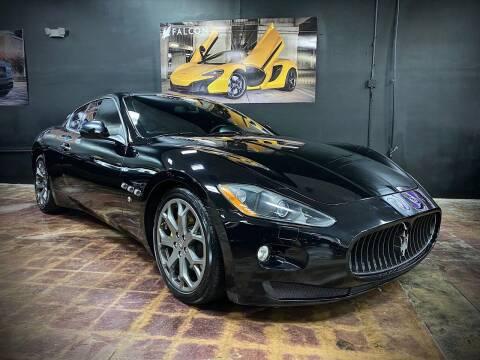 2009 Maserati GranTurismo for sale at FALCON MOTOR GROUP in Orlando FL