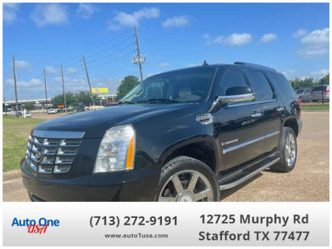 2007 Cadillac Escalade for sale at Auto One USA in Stafford TX