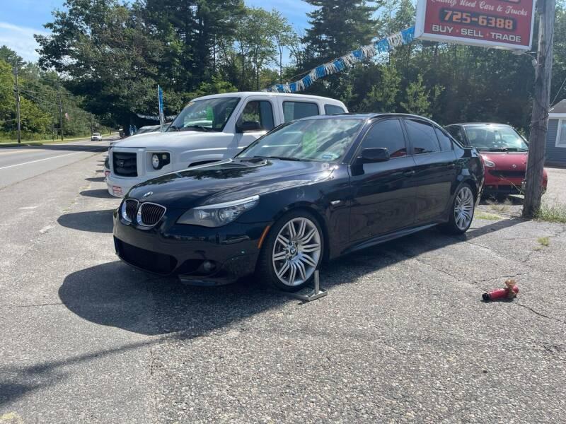 2009 BMW 5 Series for sale at Brilliant Motors in Topsham ME
