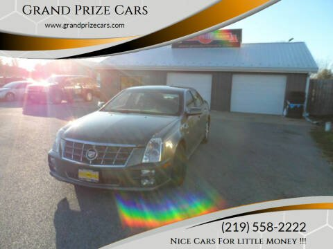 2011 Cadillac STS for sale at Grand Prize Cars in Cedar Lake IN