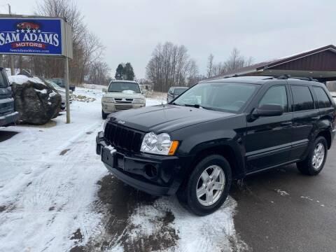 2007 Jeep Grand Cherokee for sale at Sam Adams Motors in Cedar Springs MI