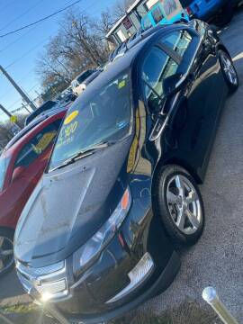 2012 Chevrolet Volt for sale at Car Barn of Springfield in Springfield MO