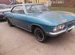 1968 Chevrolet Corvair for sale at Haggle Me Classics in Hobart IN