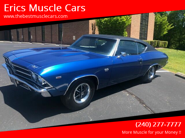 1969 Chevrolet Chevelle SS SOLD SOLD SOLD