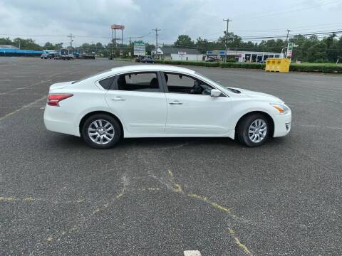2015 Nissan Altima for sale at BT Mobility LLC in Wrightstown NJ
