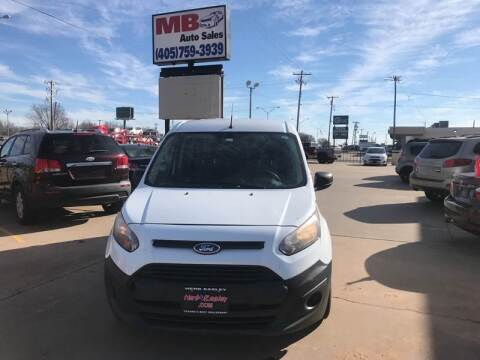 2014 Ford Transit Connect Cargo for sale at MB Auto Sales in Oklahoma City OK