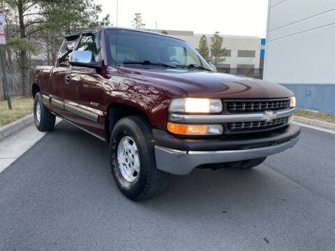 2002 Chevrolet Silverado 1500 for sale at PM Auto Group LLC in Chantilly VA