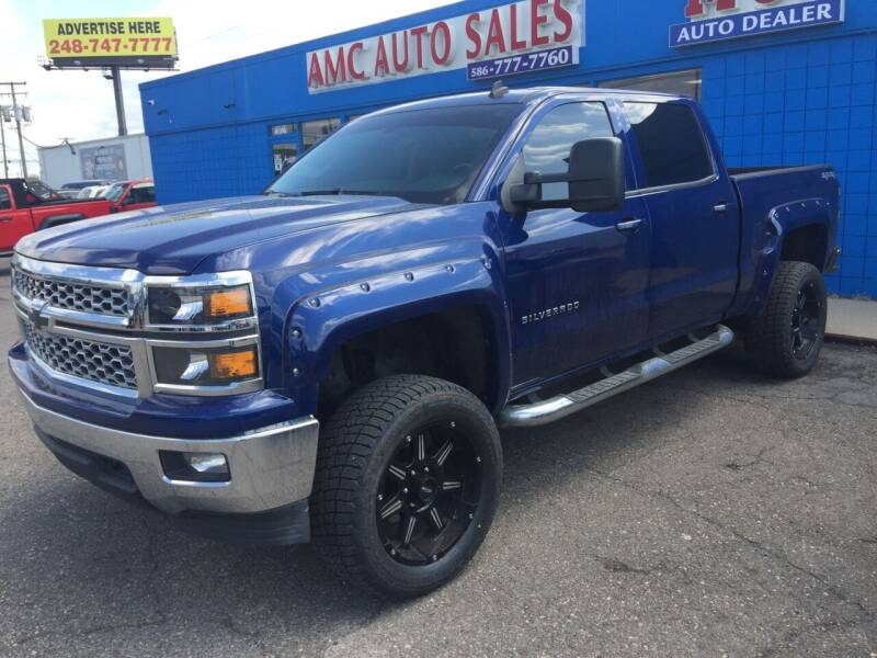 2014 Chevrolet Silverado 1500 for sale at M-97 Auto Dealer in Roseville MI