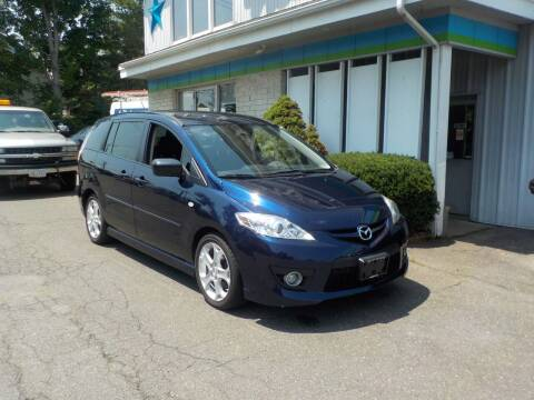 2009 Mazda MAZDA5 for sale at Nicky D's in Easthampton MA