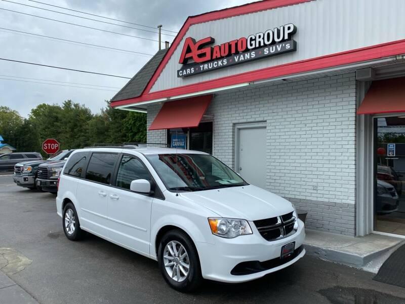 2014 Dodge Grand Caravan for sale at AG AUTOGROUP in Vineland NJ