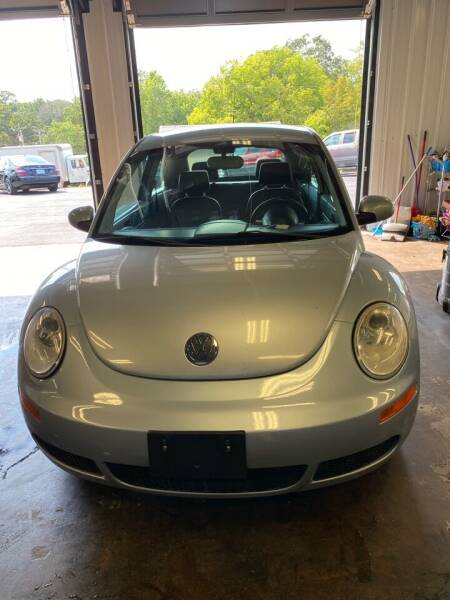2009 Volkswagen New Beetle for sale at MJ'S Sales in Foristell MO