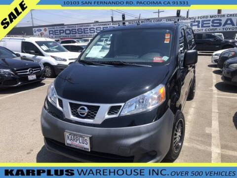 2013 Nissan NV200 for sale at Karplus Warehouse in Pacoima CA