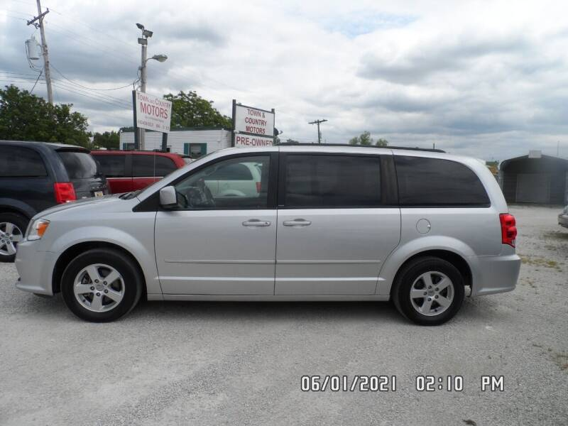 2012 Dodge Grand Caravan for sale at Town and Country Motors in Warsaw MO