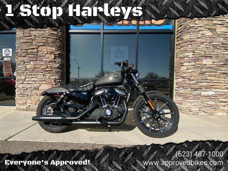 2019 Harleys Davidson XL883N for sale at 1 Stop Harleys in Peoria AZ
