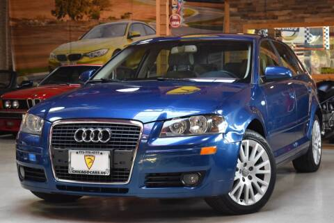 2006 Audi A3 for sale at Chicago Cars US in Summit IL