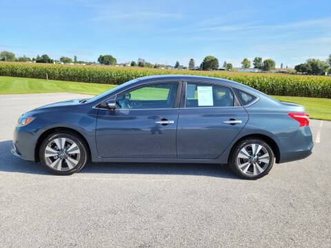2017 Nissan Sentra for sale at John Huber Automotive LLC in New Holland PA