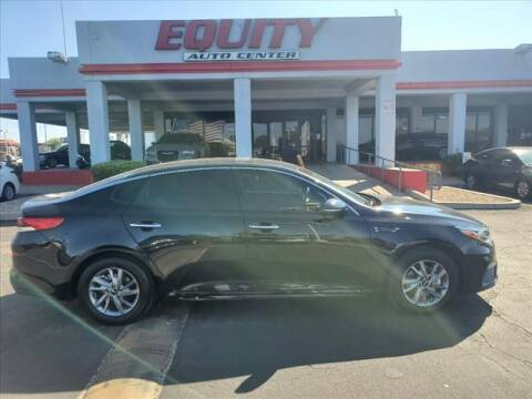 2019 Kia Optima for sale at EQUITY AUTO CENTER in Phoenix AZ