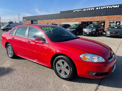 2010 Chevrolet Impala for sale at Motor City Auto Auction in Fraser MI