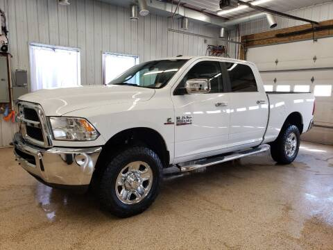 2017 RAM Ram Pickup 2500 for sale at Sand's Auto Sales in Cambridge MN
