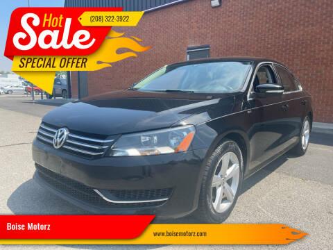 2014 Volkswagen Passat for sale at Boise Motorz in Boise ID