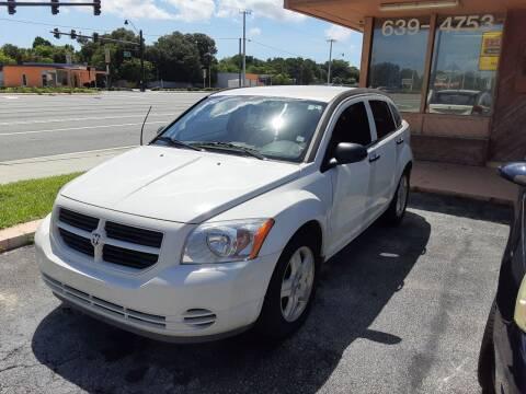 2008 Dodge Caliber for sale at Easy Credit Auto Sales in Cocoa FL