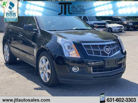 2010 Cadillac SRX for sale at JTL Auto Inc in Selden NY