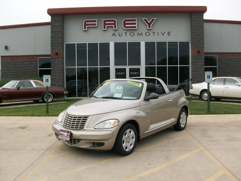 2005 Chrysler PT Cruiser for sale at Frey Automotive in Muskego WI