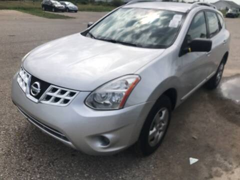 2015 Nissan Rogue Select for sale at Strait-A-Way Auto Sales LLC in Gaylord MI